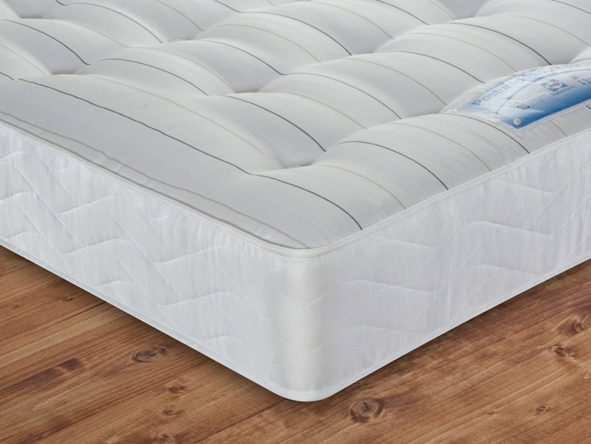 4ft6 Double Sealy Aspen Mattress From The Sleep Shop