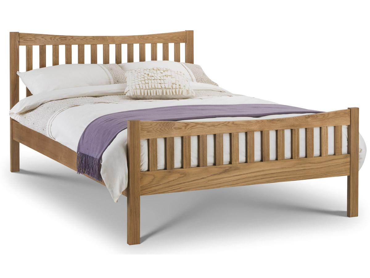 The sleep shop 5ft king size julian bowen bergamo bedstead for Sofa bed 5ft