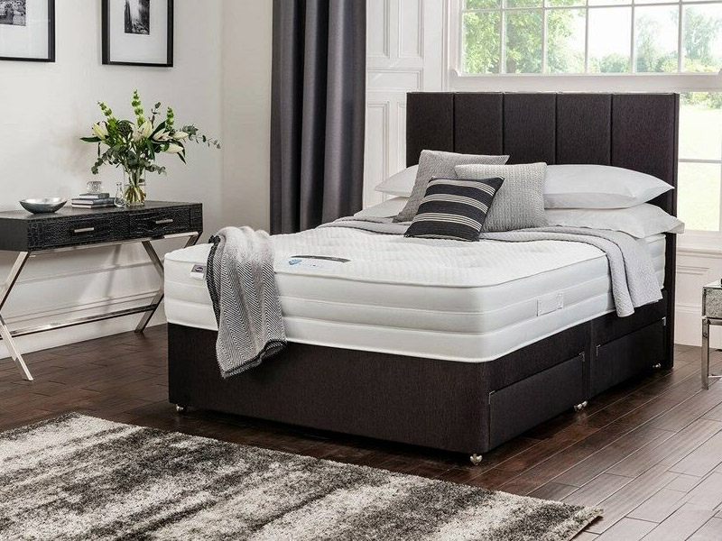 5ft King Size Silentnight Classic 1200 Pocket Deluxe
