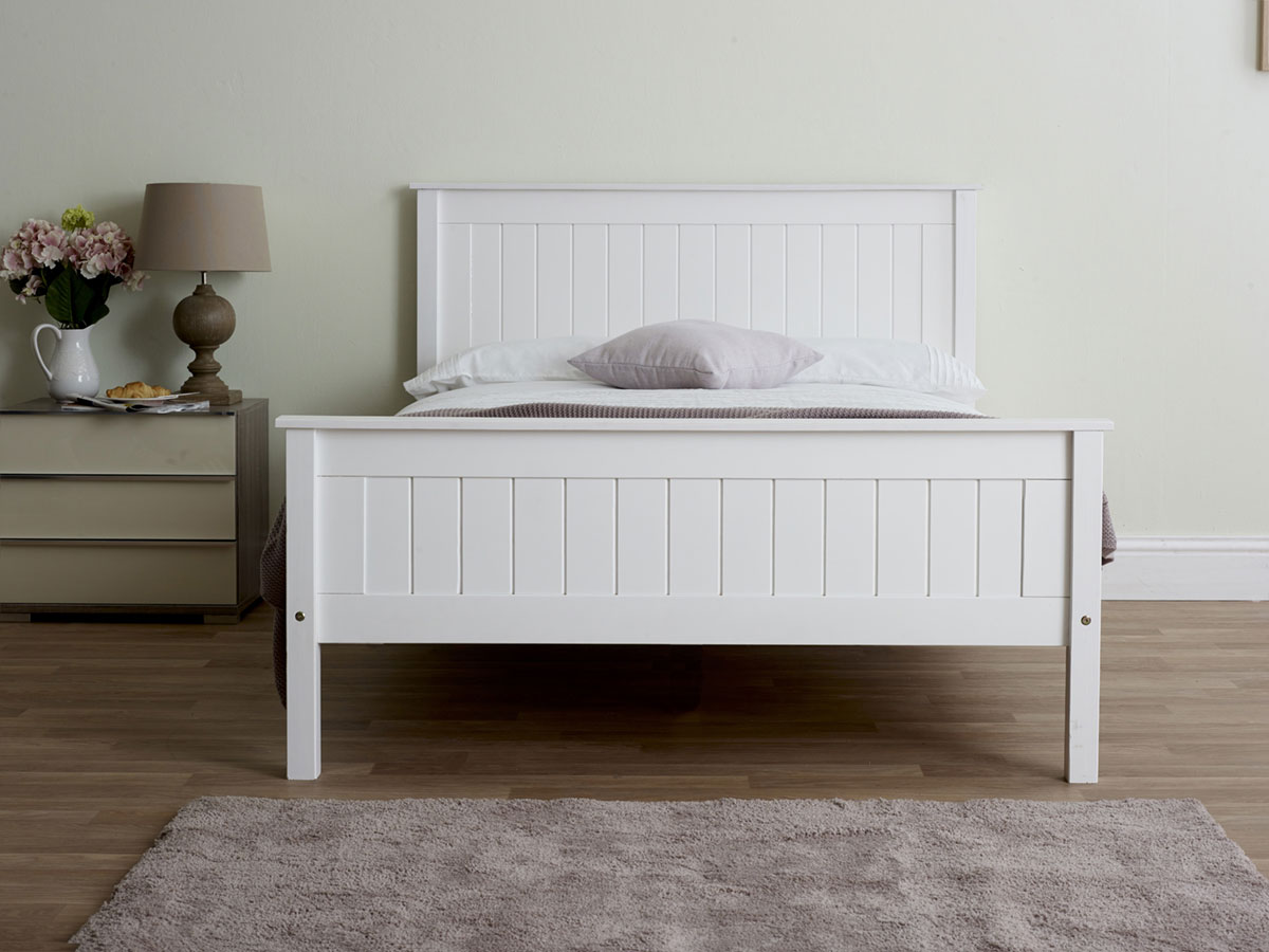 The Sleep Shop 5ft King Size Limelight Taurus Bedstead
