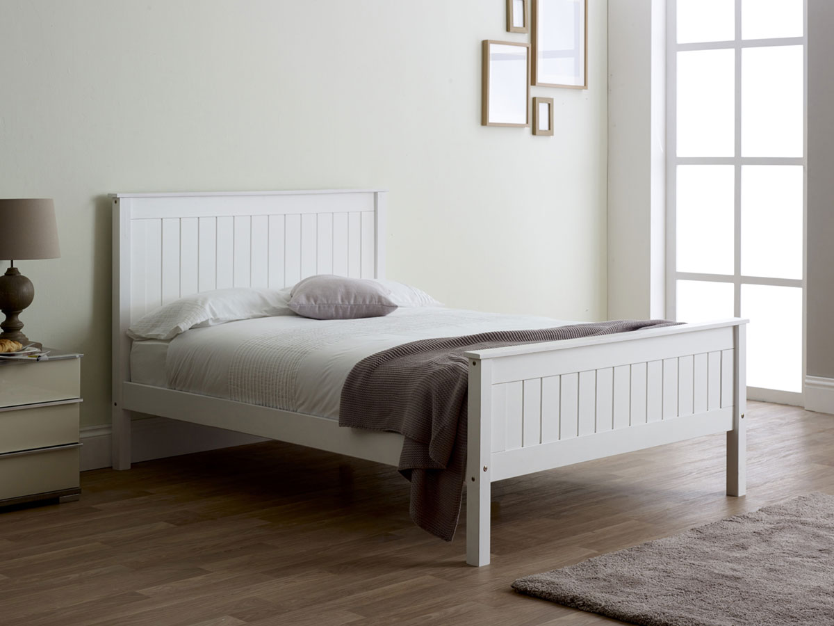 The Sleep Shop 5ft King Size Limelight Taurus Bedstead