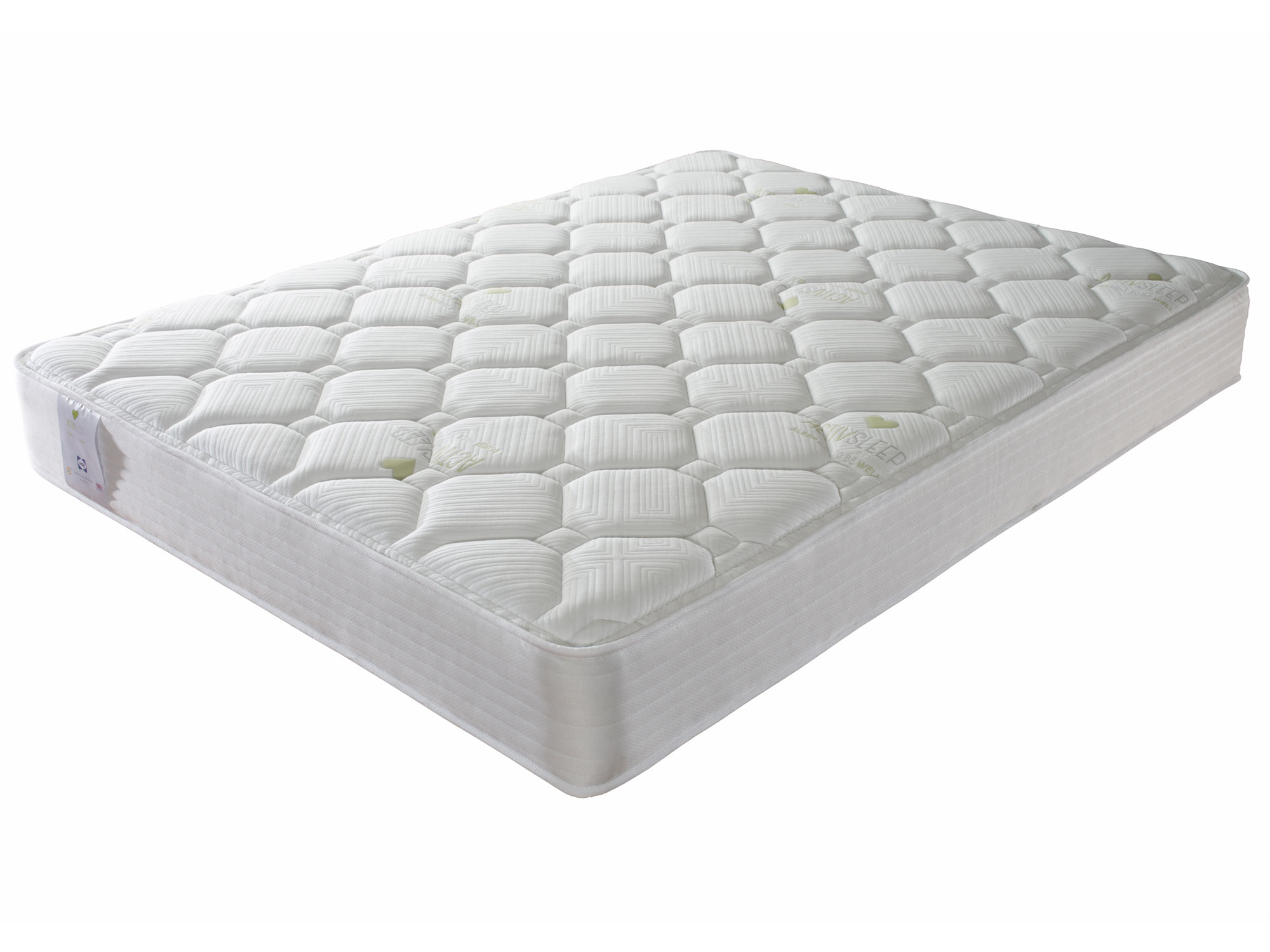 The Sleep Shop 5ft King Size Sealy Activsleep Ortho Posture Firm Support Mattress