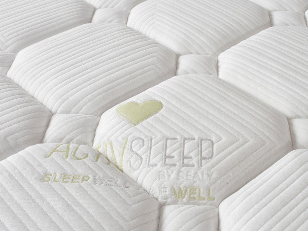 The Sleep Shop 5ft King Size Sealy Activsleep Ortho