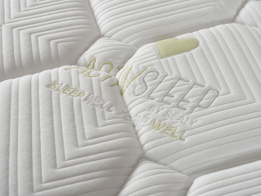 5ft King Size Sealy Activsleep Geltex Pocket Euro Top 2800