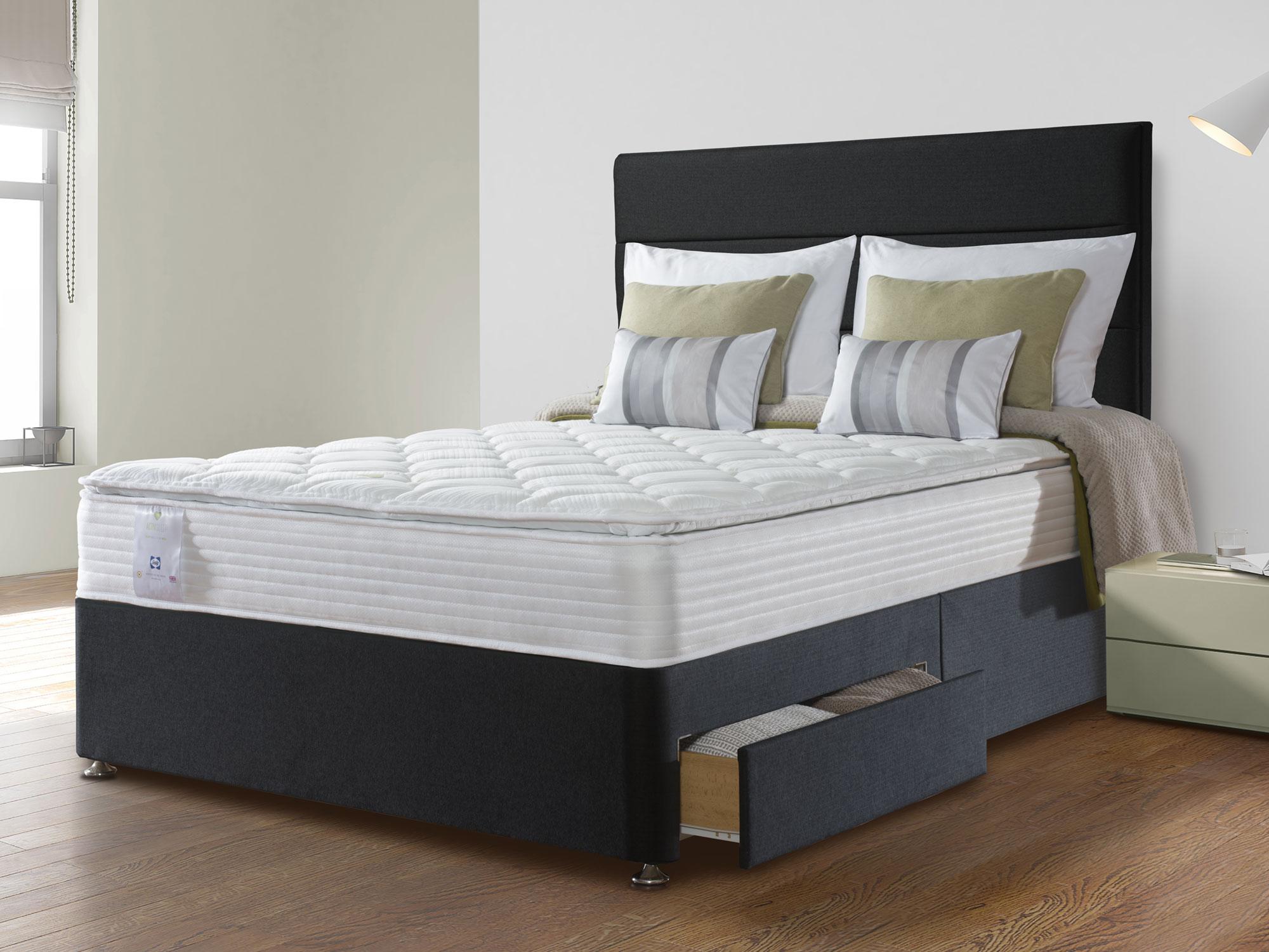 The Sleep Shop 4ft6 Double Sealy Activsleep Ortho Posture