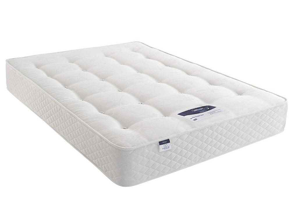 the sleep shop 5ft king size silentnight miracoil ortho. Black Bedroom Furniture Sets. Home Design Ideas