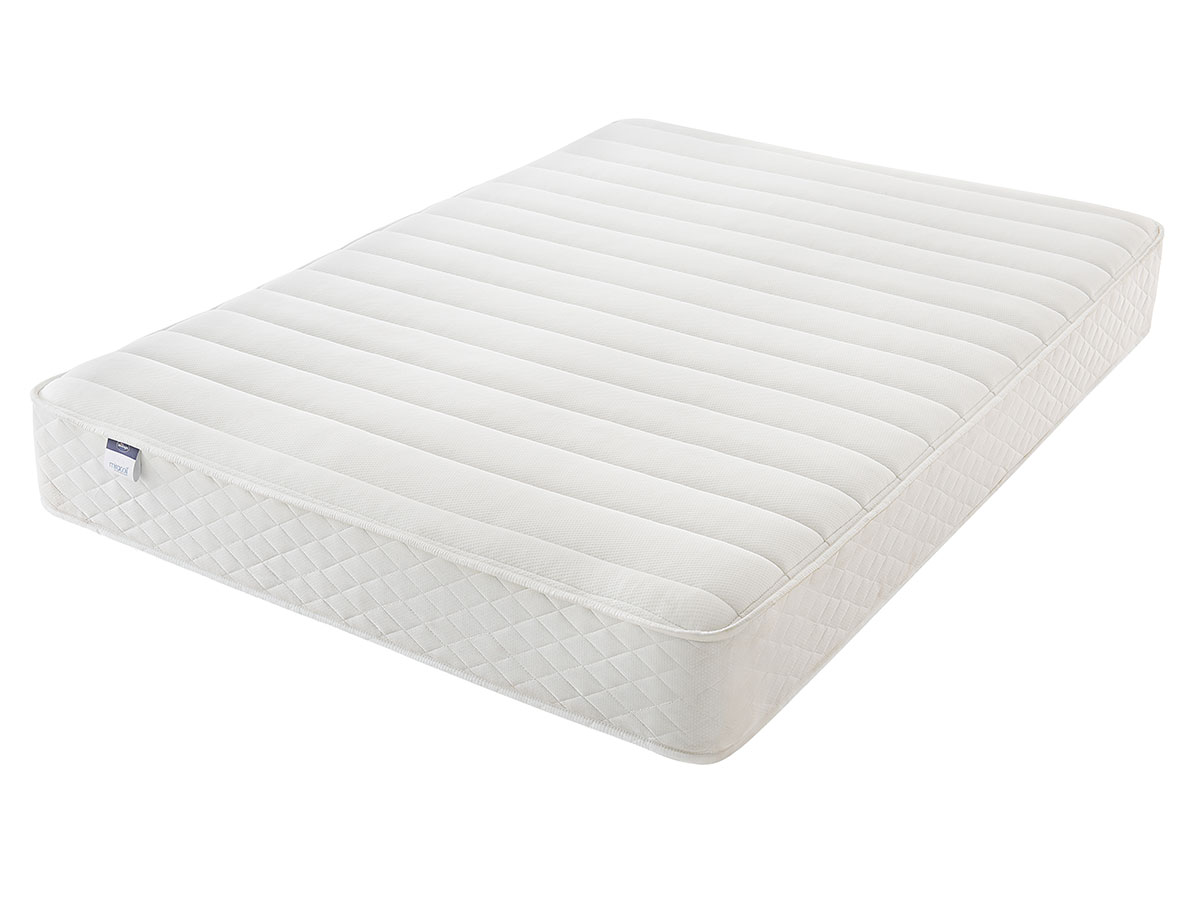 4ft6 Double Silentnight Miracoil Memory Mattress From The