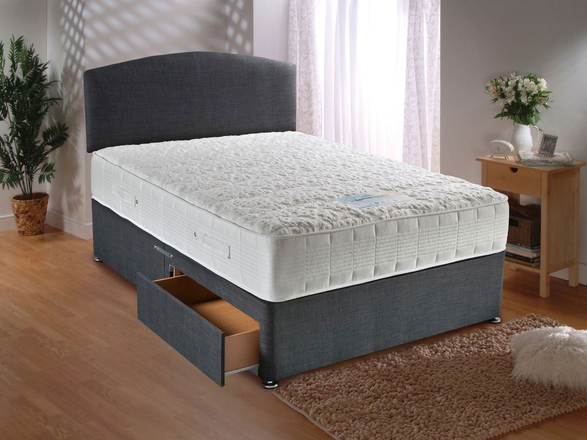 3ft Single Sleep Shop Cool Supreme 1500 Mattress From The