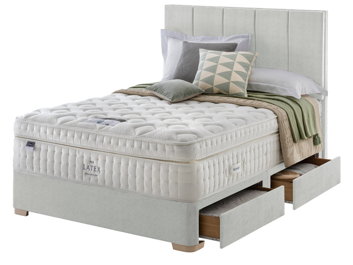 Foam latex allergy mattress