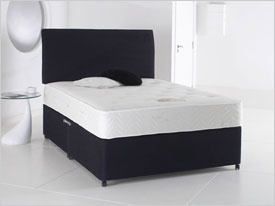 6ft super king size highgate healthopaedic silk 1000 divan for Super king divan set