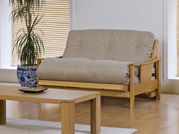 4ft small double kyoto atlanta futon 4ft small double kyoto atlanta futon from the sleep shop  rh   thesleepshop co uk