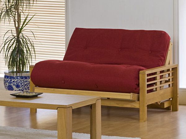 4ft Small Double Kyoto Detroit Futon From The Sleep Shop