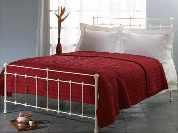 1b91ead48c51 4ft Small Double OBC Edwardian Bedstead From The Sleep Shop