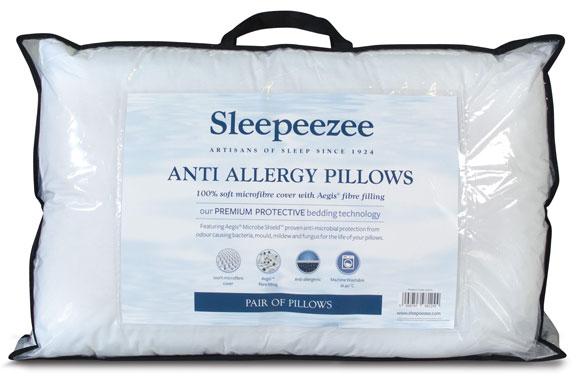 FREE Sleepeezee Pillows!
