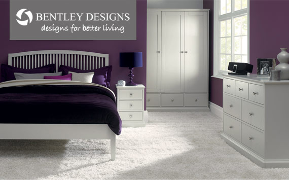 bentley Designs Beds and Bedroom Furniture