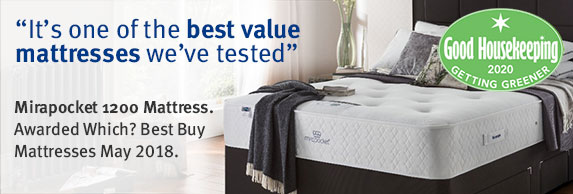 Which? Best Buy Silentnight Mattress