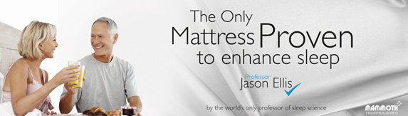 Revolutionising sleep quality