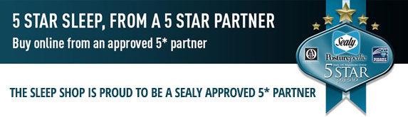 Sealy 5 star partner