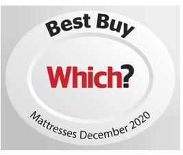 Which? Best Buy Silentnight 7 Zone Mattress Now